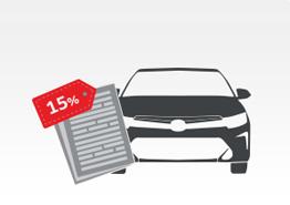 Стоимость постгарантийного контракта Toyota