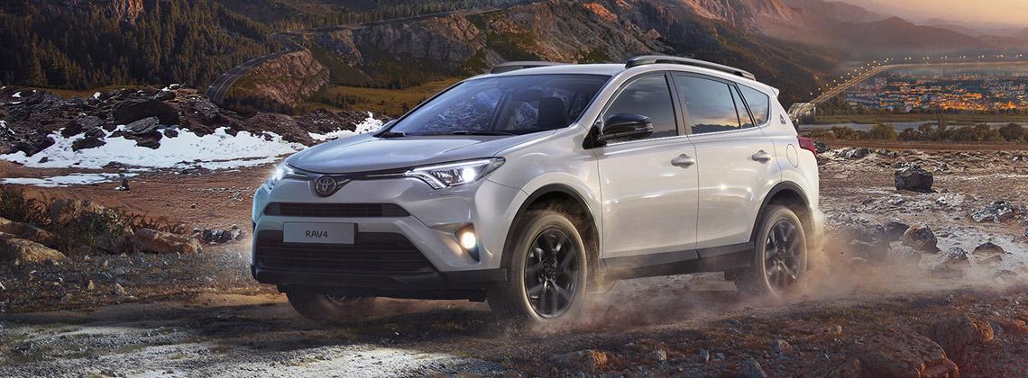 23/10/2018 Toyota отмечает годовщину первого в мире кроссовера юбилейной серией