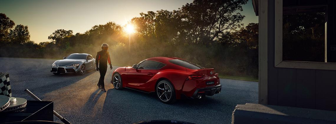 Тойота Супра 2019-2020 фото, видео и цена Toyota Supra характеристики